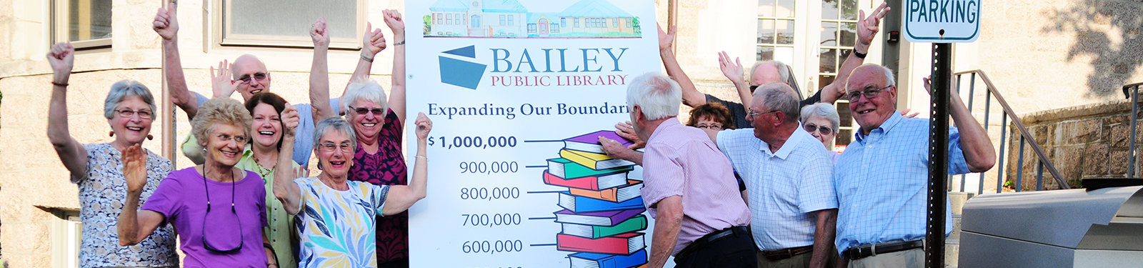 Bailey Public Library Yours To Explore